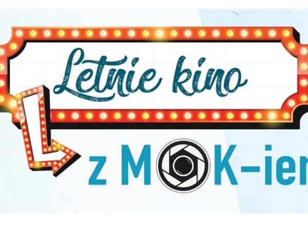 Letnie kino z MOK-iem