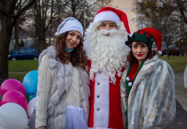 Święty Mikołaj 2020